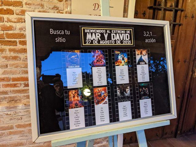 La boda de David  y Mar en Guadalajara, Guadalajara 9