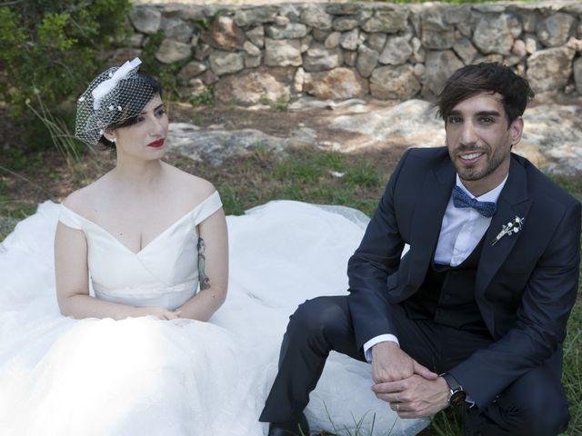 La boda de Jonathan  y Carolina en Sant Joan Despi, Barcelona 1