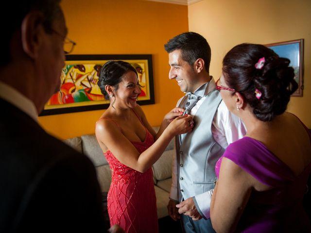 La boda de Sebas y Mónica en El Bruc, Barcelona 6