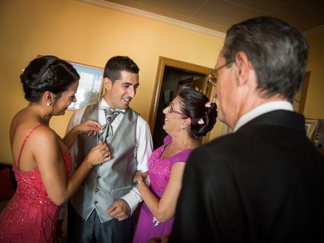 La boda de Sebas y Mónica en El Bruc, Barcelona 7