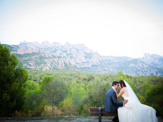 La boda de Sebas y Mónica en El Bruc, Barcelona 21