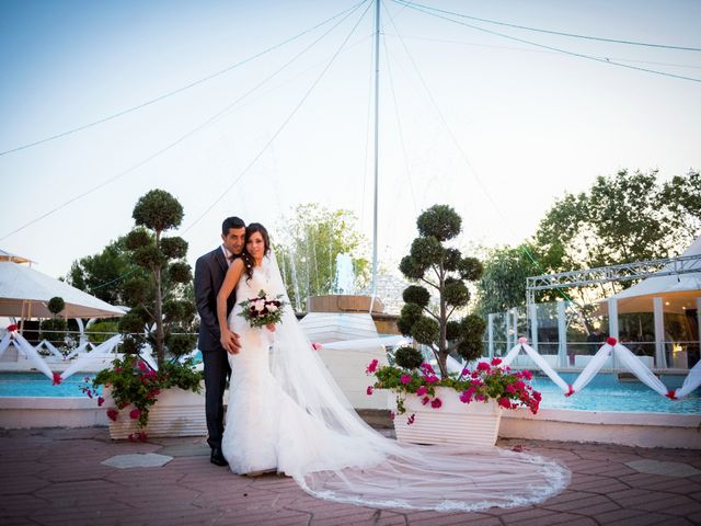 La boda de Sebas y Mónica en El Bruc, Barcelona 22