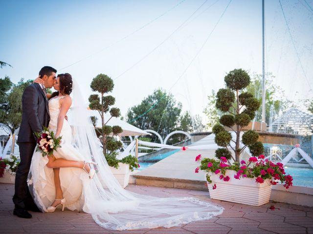 La boda de Sebas y Mónica en El Bruc, Barcelona 23