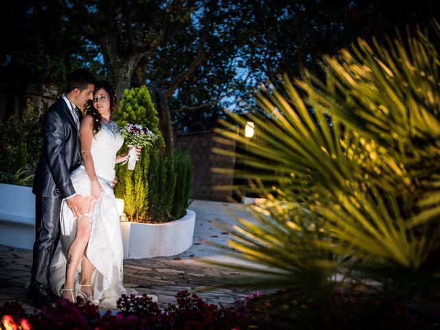 La boda de Sebas y Mónica en El Bruc, Barcelona 27