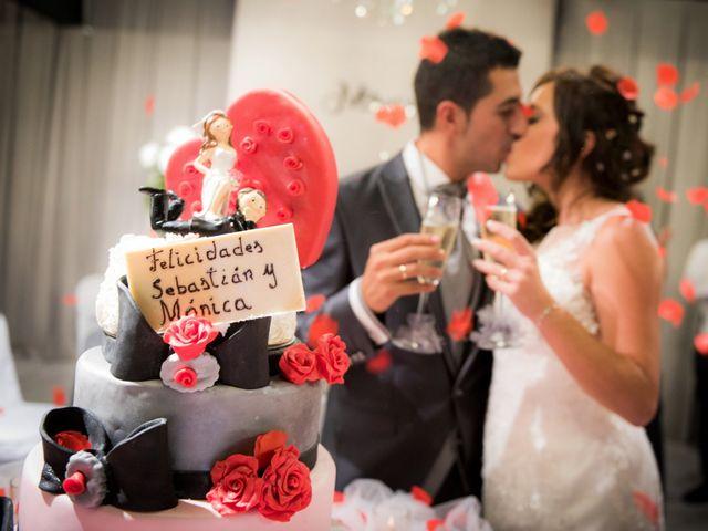 La boda de Sebas y Mónica en El Bruc, Barcelona 34