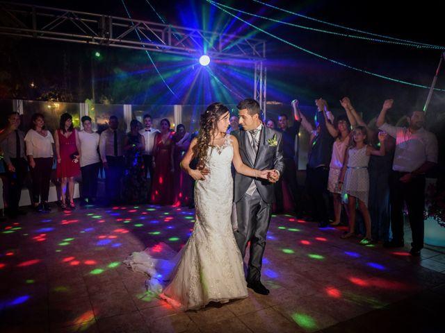 La boda de Sebas y Mónica en El Bruc, Barcelona 2