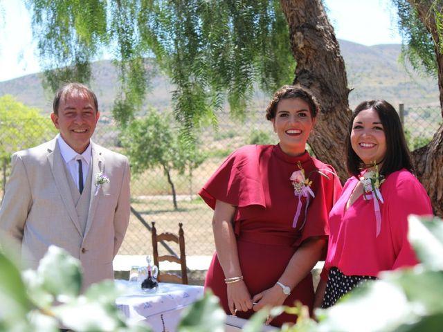 La boda de Jorge y Blanca en Las Palas, Murcia 9