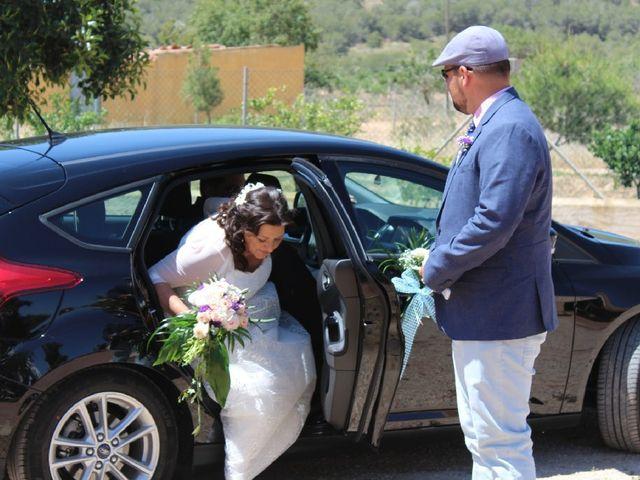 La boda de Jorge y Blanca en Las Palas, Murcia 11