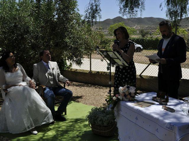 La boda de Jorge y Blanca en Las Palas, Murcia 12