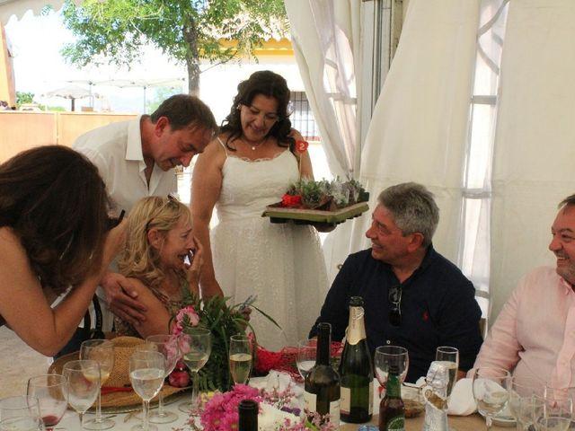 La boda de Jorge y Blanca en Las Palas, Murcia 14