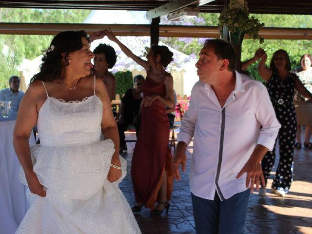 La boda de Jorge y Blanca en Las Palas, Murcia 16