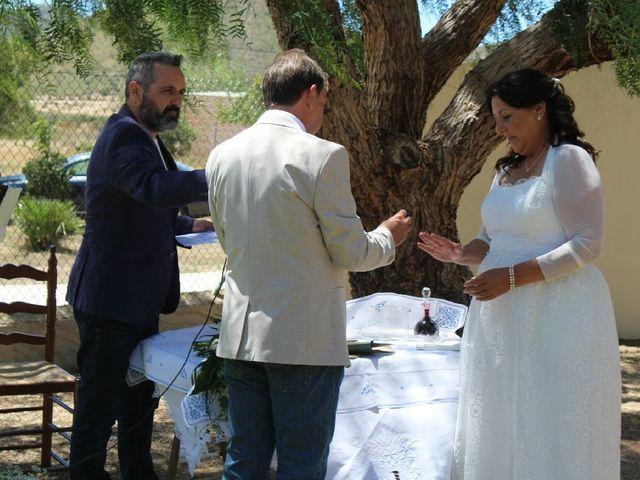 La boda de Jorge y Blanca en Las Palas, Murcia 17