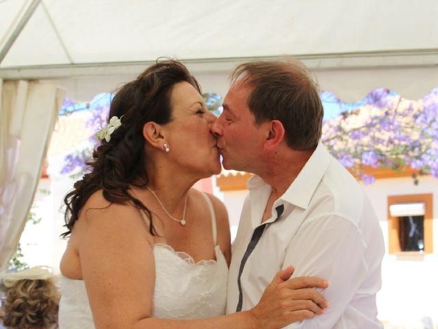 La boda de Jorge y Blanca en Las Palas, Murcia 18