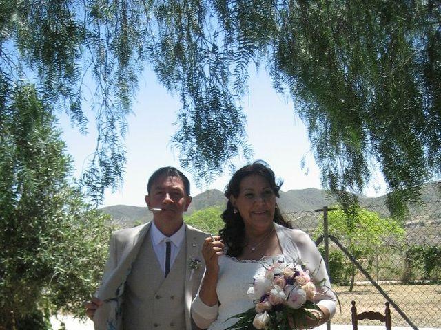 La boda de Jorge y Blanca en Las Palas, Murcia 19