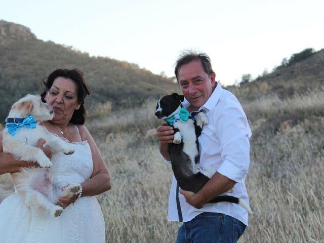 La boda de Jorge y Blanca en Las Palas, Murcia 22