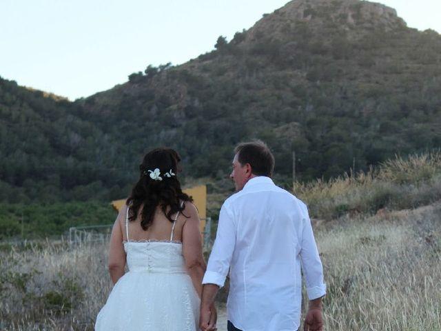 La boda de Jorge y Blanca en Las Palas, Murcia 23