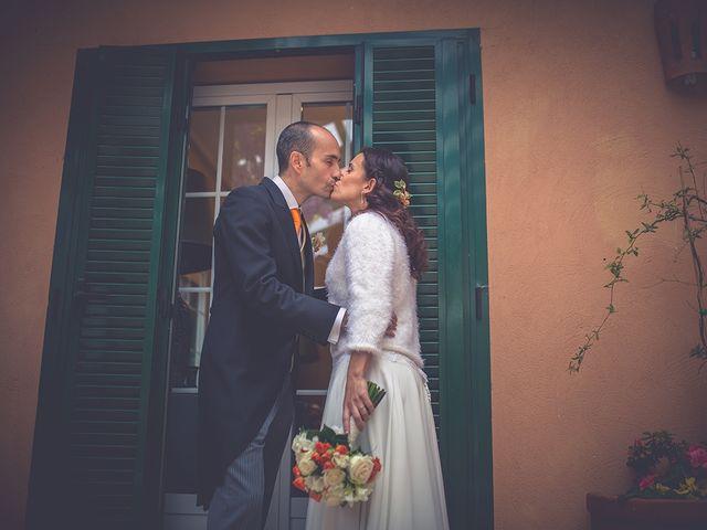 La boda de Marta y Victor