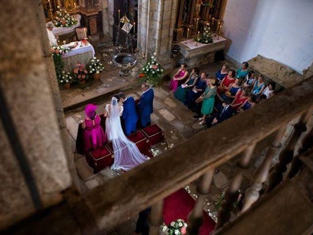 La boda de Alejandro y Lucía  en Oca, Pontevedra 8