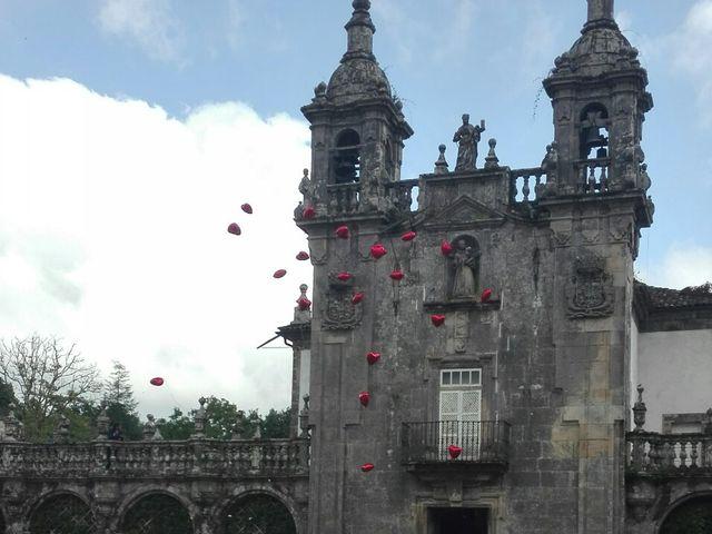 La boda de Alejandro y Lucía  en Oca, Pontevedra 10