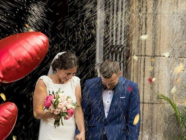 La boda de Alejandro y Lucía  en Oca, Pontevedra 11