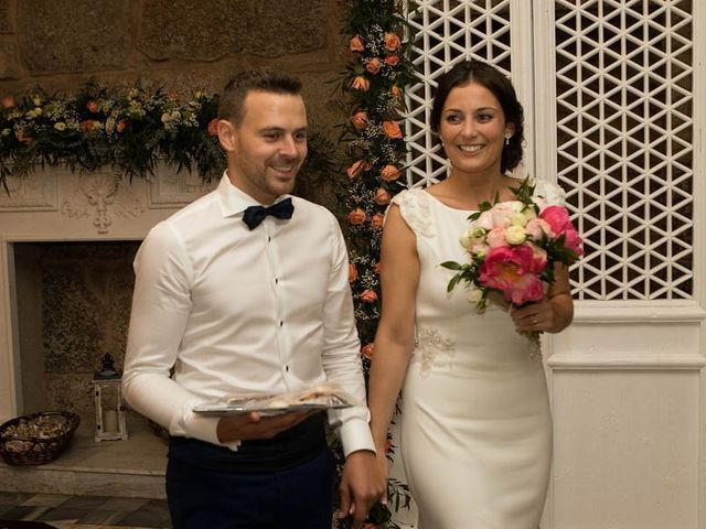 La boda de Alejandro y Lucía  en Oca, Pontevedra 13
