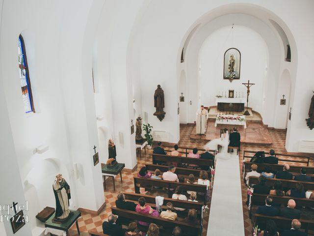 La boda de Rafael y  Natalia en Santa Maria (Isla De Ibiza), Islas Baleares 7
