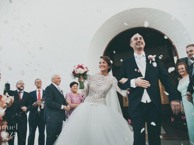 La boda de Rafael y  Natalia en Santa Maria (Isla De Ibiza), Islas Baleares 8