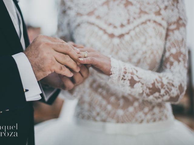 La boda de Rafael y  Natalia en Santa Maria (Isla De Ibiza), Islas Baleares 12