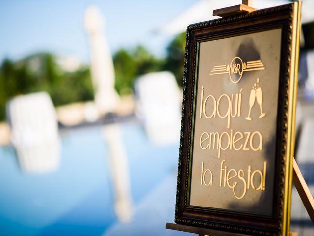 La boda de Rafael y  Natalia en Santa Maria (Isla De Ibiza), Islas Baleares 18