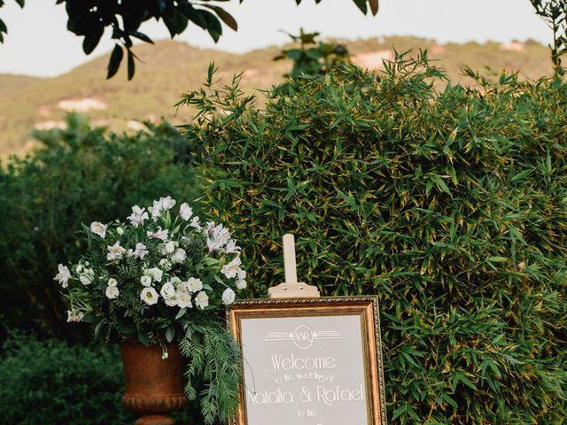 La boda de Rafael y  Natalia en Santa Maria (Isla De Ibiza), Islas Baleares 20