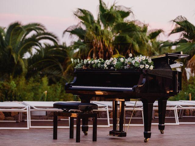 La boda de Rafael y  Natalia en Santa Maria (Isla De Ibiza), Islas Baleares 23