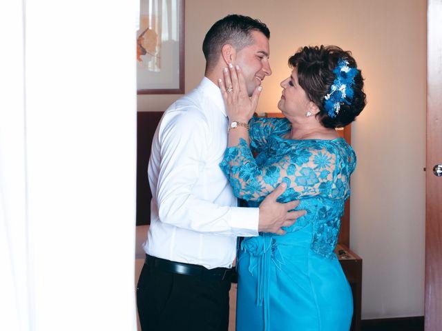 La boda de Andrés y Miriam en Carretera De Loeches (Alcala), Madrid 4