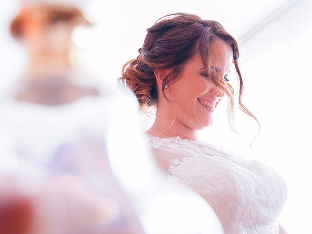La boda de Andrés y Miriam en Carretera De Loeches (Alcala), Madrid 10