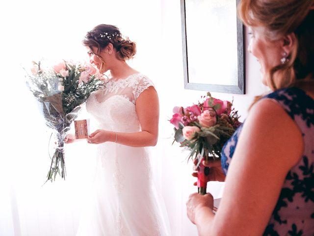 La boda de Andrés y Miriam en Carretera De Loeches (Alcala), Madrid 11