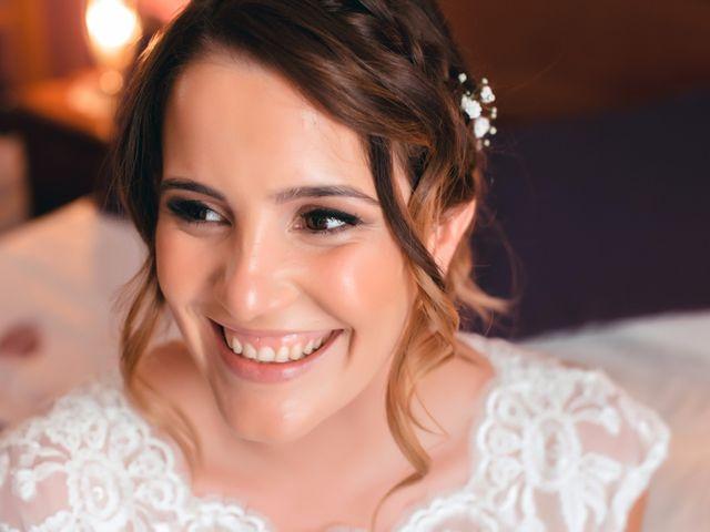 La boda de Andrés y Miriam en Carretera De Loeches (Alcala), Madrid 13