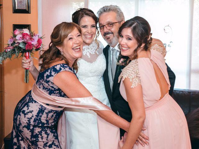 La boda de Andrés y Miriam en Carretera De Loeches (Alcala), Madrid 14