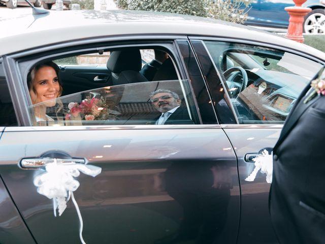 La boda de Andrés y Miriam en Carretera De Loeches (Alcala), Madrid 15