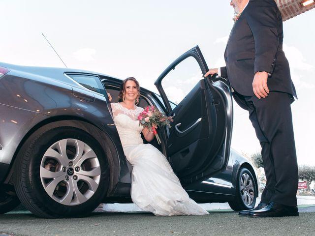 La boda de Andrés y Miriam en Carretera De Loeches (Alcala), Madrid 16