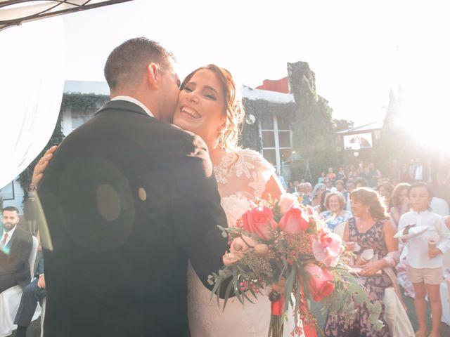 La boda de Andrés y Miriam en Carretera De Loeches (Alcala), Madrid 18