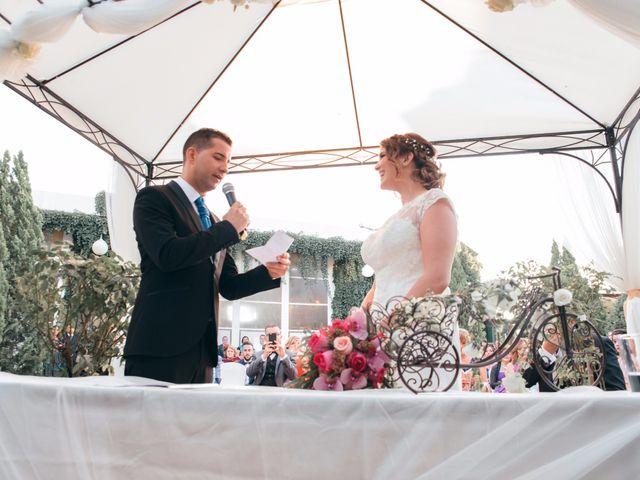 La boda de Andrés y Miriam en Carretera De Loeches (Alcala), Madrid 25