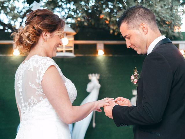 La boda de Andrés y Miriam en Carretera De Loeches (Alcala), Madrid 27