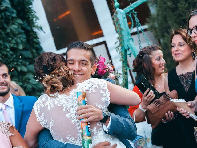 La boda de Andrés y Miriam en Carretera De Loeches (Alcala), Madrid 29