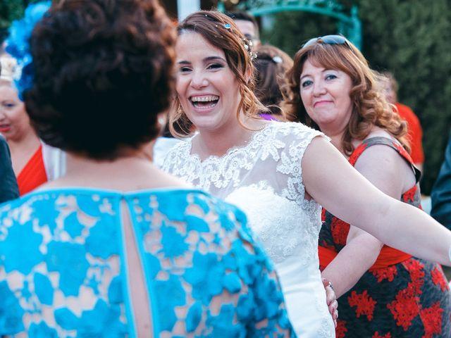 La boda de Andrés y Miriam en Carretera De Loeches (Alcala), Madrid 30