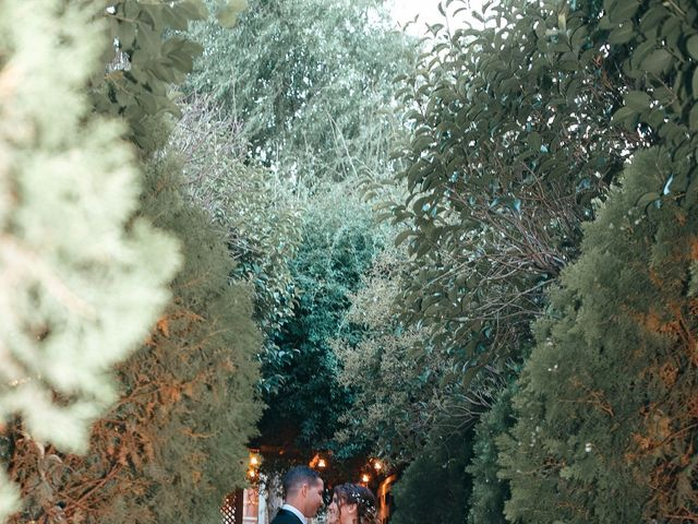 La boda de Andrés y Miriam en Carretera De Loeches (Alcala), Madrid 31