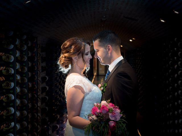 La boda de Andrés y Miriam en Carretera De Loeches (Alcala), Madrid 32