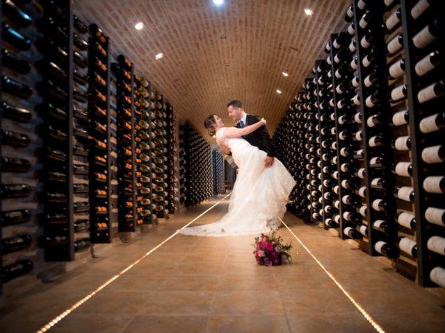 La boda de Andrés y Miriam en Carretera De Loeches (Alcala), Madrid 33