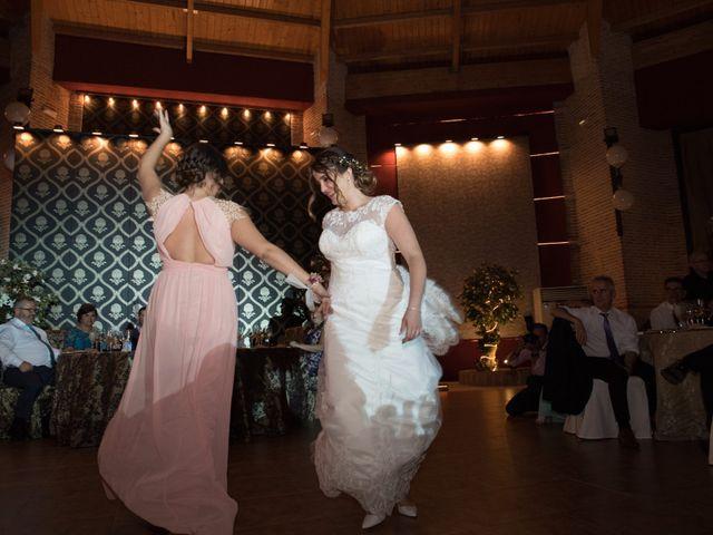 La boda de Andrés y Miriam en Carretera De Loeches (Alcala), Madrid 38