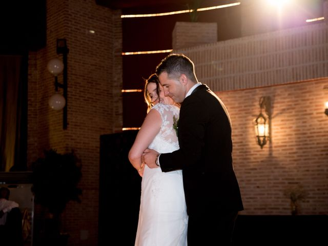 La boda de Andrés y Miriam en Carretera De Loeches (Alcala), Madrid 42