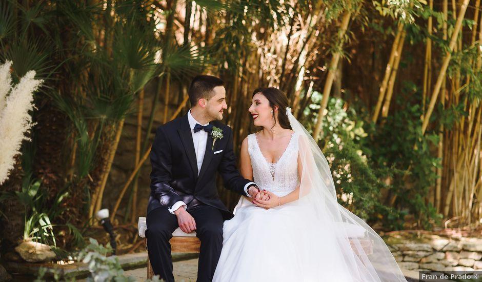 La boda de Pablo y Sonia en Guadarrama, Madrid