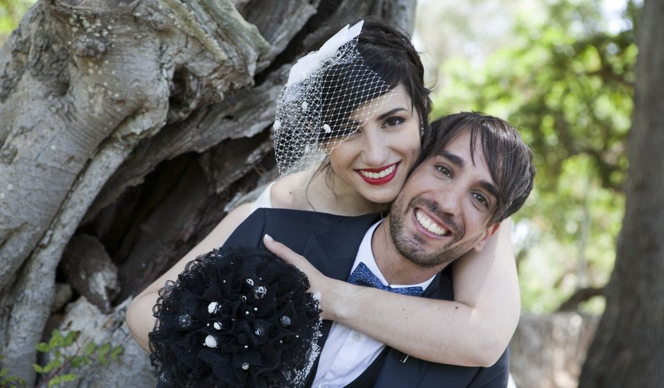 La boda de Jonathan  y Carolina en Sant Joan Despi, Barcelona